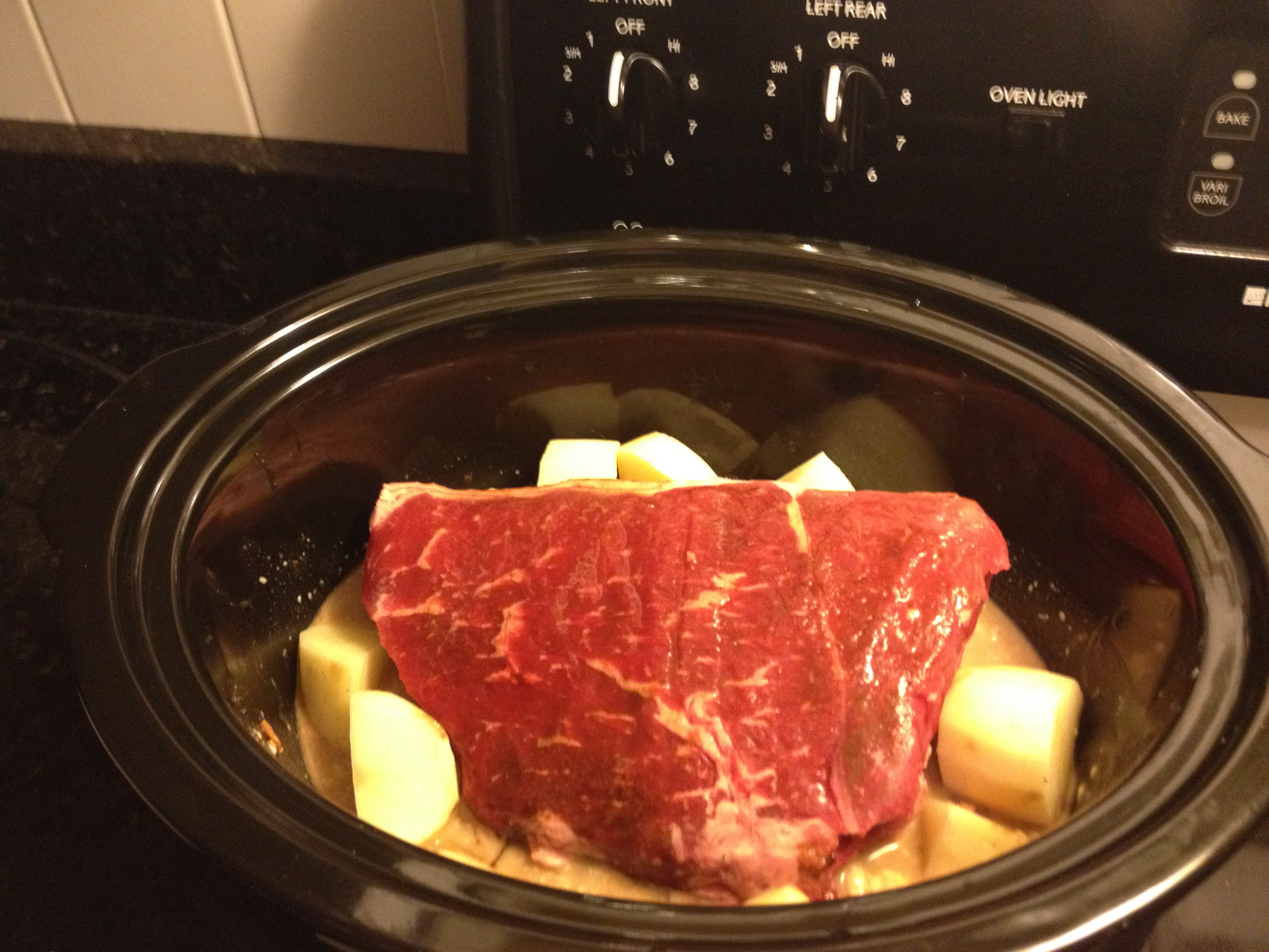 Grass Fed Beef Pot Roast Recipe (Slow Cooker)