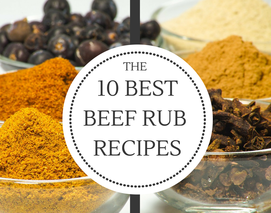 Best Beef Rub Recipes - Clover Meadows Beef Saint Louis Grass Fed Beef - Pin 2