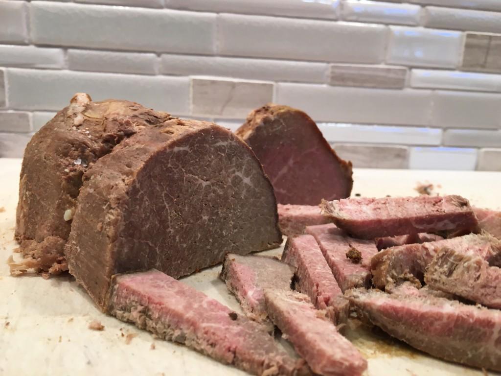 Italian Beef Sandwich - Meat