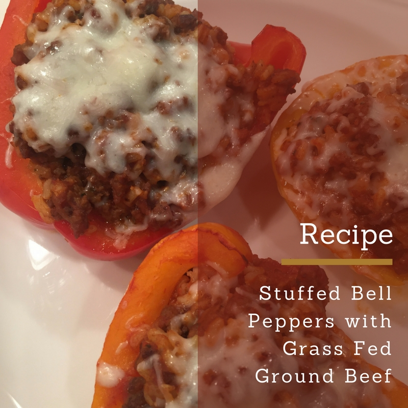 how to cook stuffed bell peppers