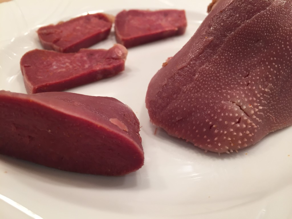 cow tongue picture and images