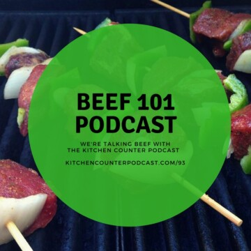 BEEF 101 PODCAST   CLOVER MEADOWS BEEF   THE KITCHEN COUNTER PODCAST