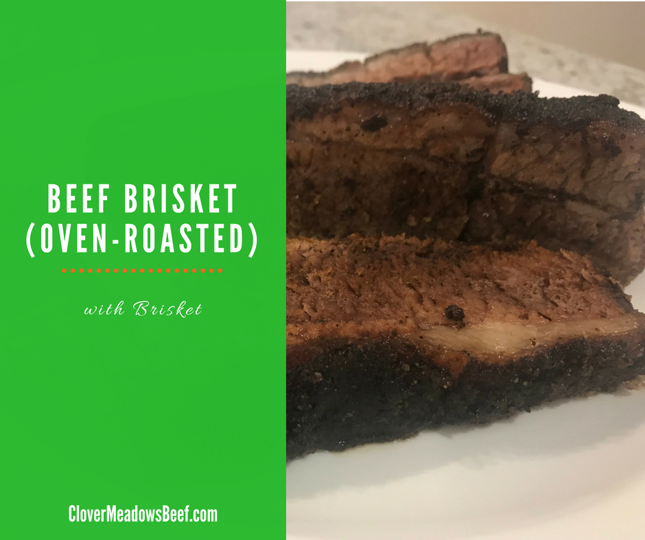 Easy Beef Brisket Recipe Oven Roasted - St Louis Grass Fed Beef Clover Meadows Beef Free Delivery - buy a cow
