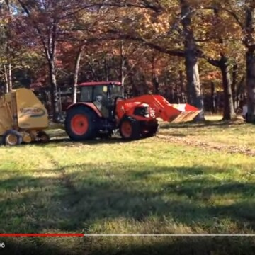 second cutting hay | Clover Meadows Beef Grass Fed Beef St Louis Free Delivery