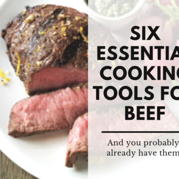 kitchen tools for cooking beef Clover meadows beef grasss fed beef St Louis Missouri Free Delivery