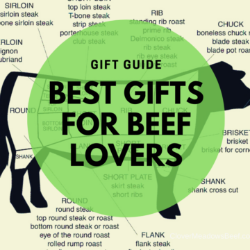 best kitchen gifts for meat lovers clover meadows beef grass fed beef saint louis missouri
