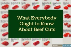 Beef Cuts | Clover Meadows Beef