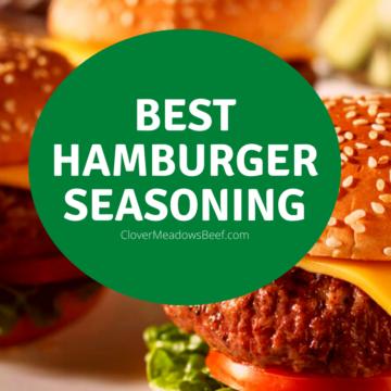 hamburger seasoning recipe